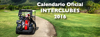 Calendario Interclubes 2015